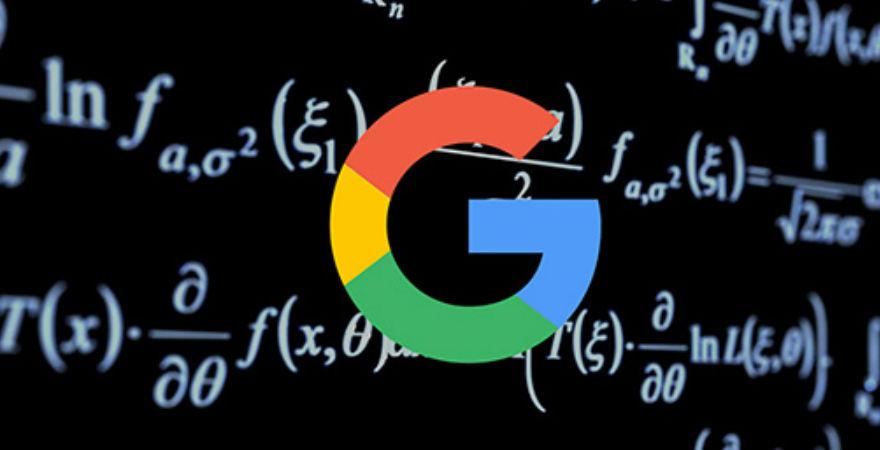 Algoritmo google image weblink