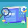guia com dicas de SEO para alcançar as primeiras posições do Google