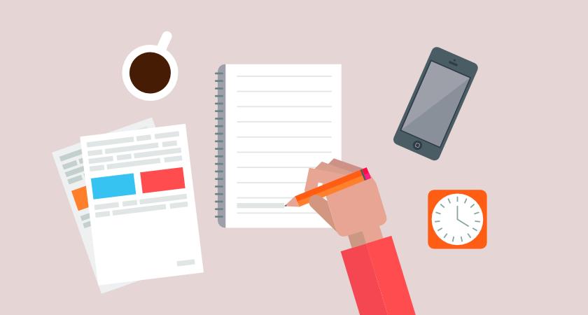 escrever para blog