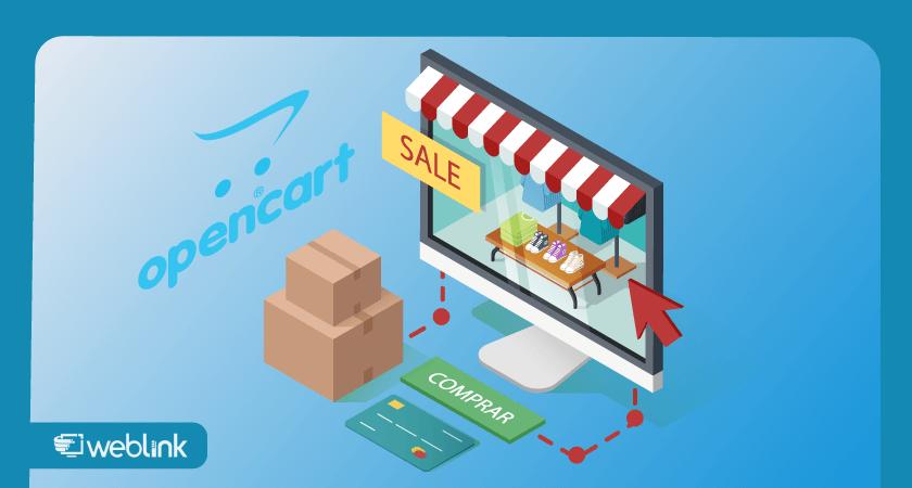 aprenda o que é e como instalar opencart