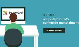 Joomla | Um poderoso CMS conhecido no mundo todo