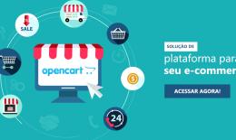 Conheça a loja virtual Opencart | Uma solução de plataforma para o seu e-commerce