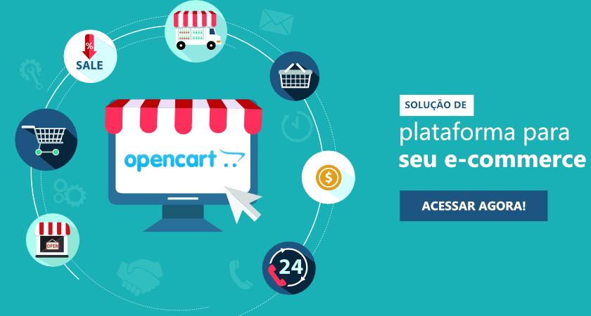 loja virtual opencart weblink