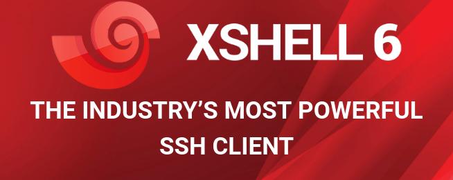 cliente xshell ssh