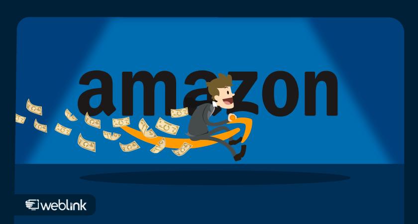 venda seus produtos na Amazon e ganhe dinheiro na internet