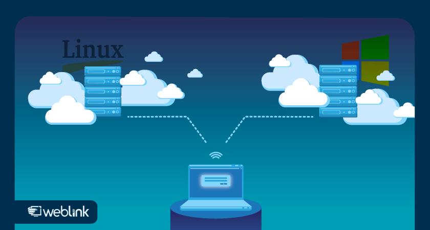 guia para escolher entre vps linux ou windows
