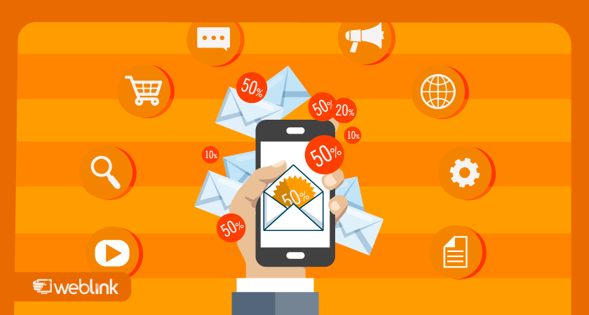 Se relacione com clientes e leads com e-mail marketing