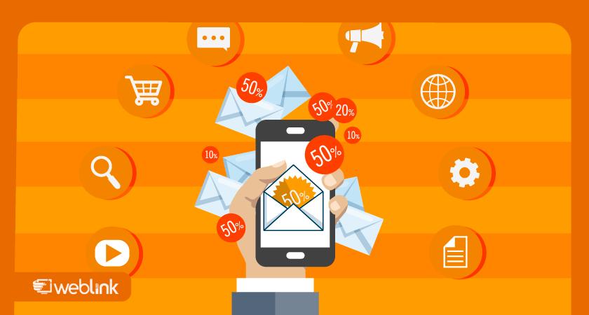 Se relacione com clientes e leads com e-mail marketing