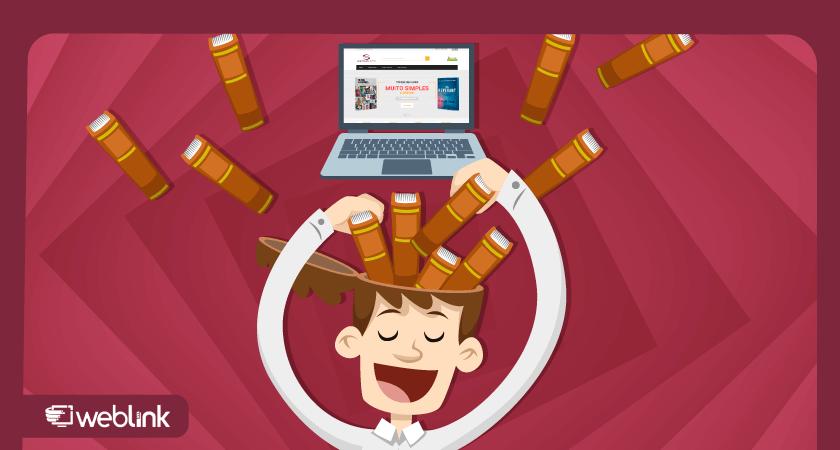 renova livro é uma plataforma de troca de livros na internet