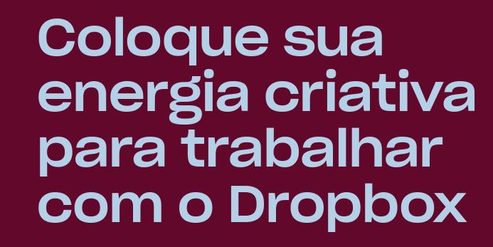 dropbox é um serviço de armazenamento em nuvem