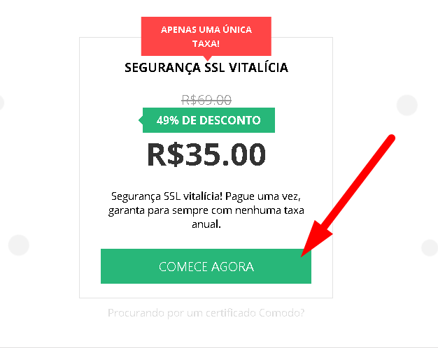 comprar SSL na WebLink