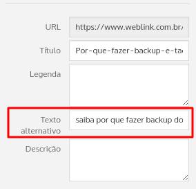 exemplo de alt tag na weblink