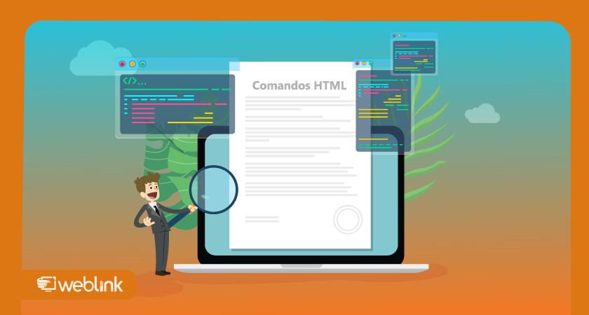 guia sobre o que é html e como usar comandos html