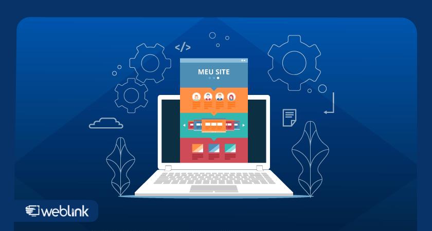 aprenda como fazer um layout de um site