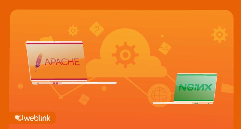 comparativo entre servidor web apache e nginx
