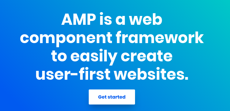 tecnologia amp wordpress de aceleração de páginas