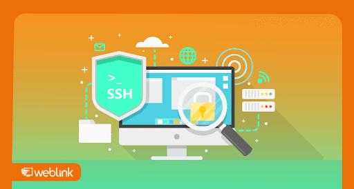 criptografias usadas pelo ssh
