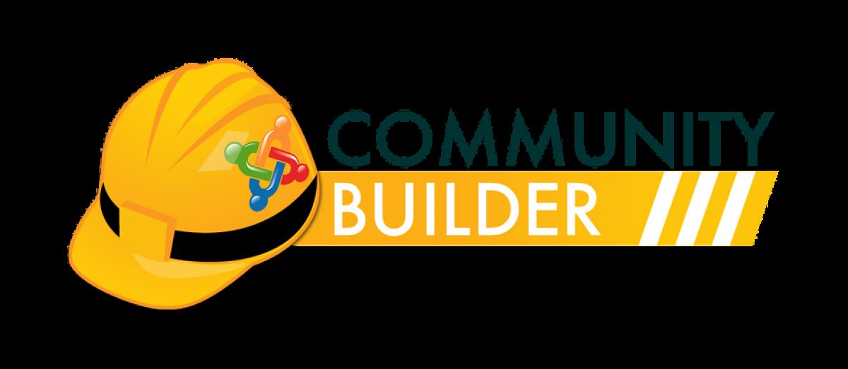 logo da extensão community builder