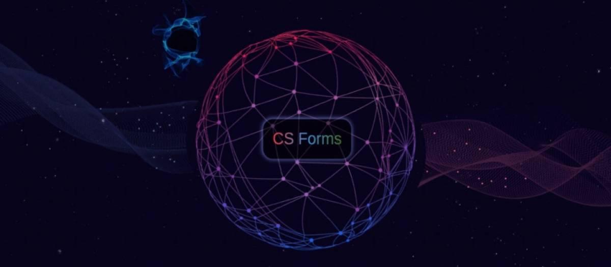 extensão do joomla csforms para criar formulários