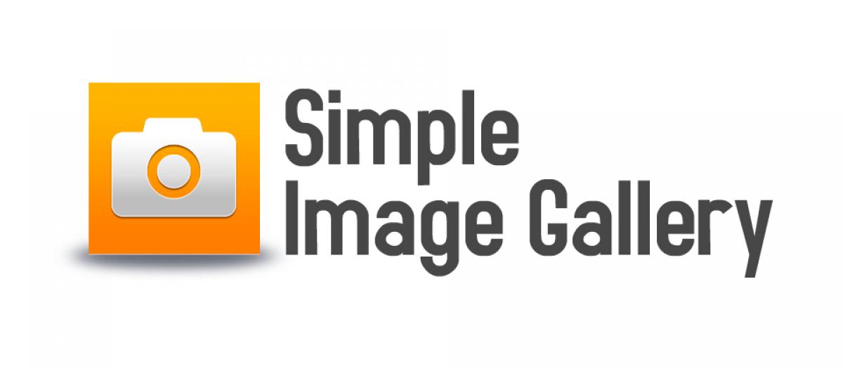 logo da extensão para joomla simple image gallery